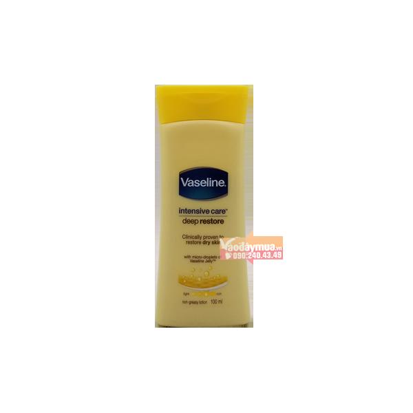 Hình ảnh tổng thể củaDưỡng thể dưỡng ẩm trắng da Vaseline