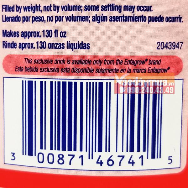 Nên check mã code của sữa Enfagrow