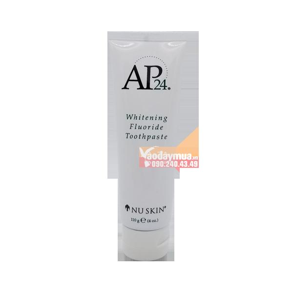 Hình ảnh tổng thểKem Đánh Răng AP24 Whitening Fluoride Toothpaste Mỹ