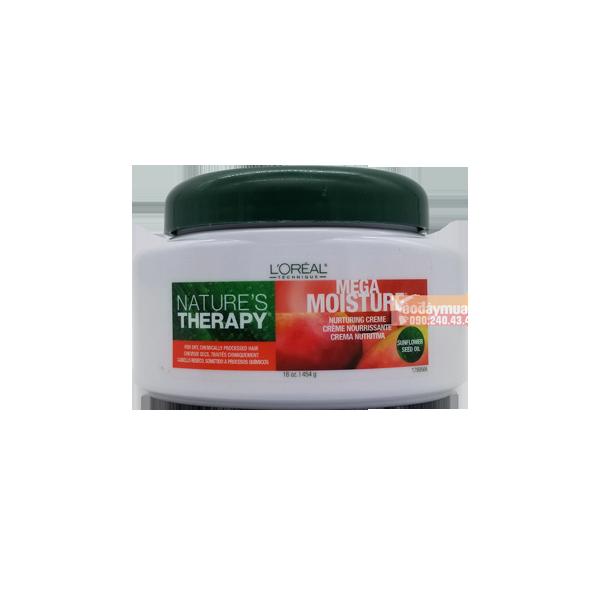Hình ảnh tổng thể củaKem ủ tóc L'oreal Natures Therapy Mega Moisture Nurturing Creme Mỹ