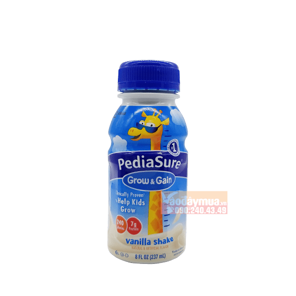 Sữa Pediasure Grow & Gain