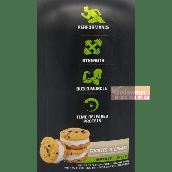 Những đối tượng nên sử dụngSữa tăng cơ MusclePharm Combat Protein Powder
