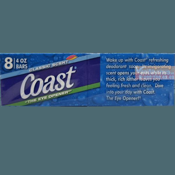 Một công dụng tuyệt vời của xà bông Coast trên vỏ hộp