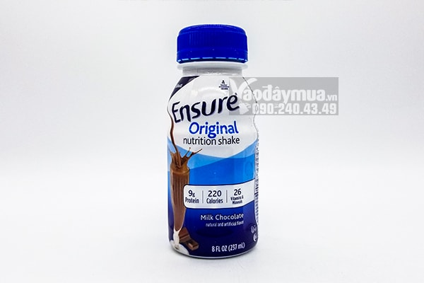 Sữa Ensure Original Nutrition Shake