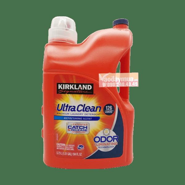 Nước giặt Kirkland Ultra Clean của Mỹ
