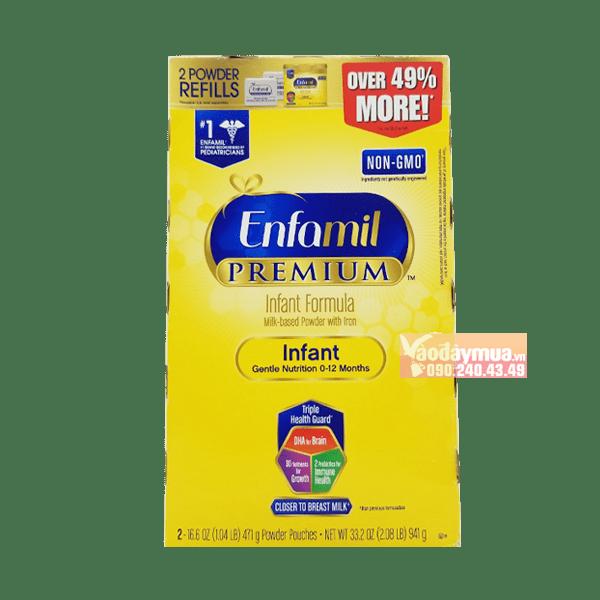 Sữa Enfamil Premium Infat Formula Non – GMO