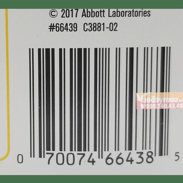 Mã Code của sữa Similac