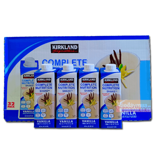 Thùng sữa dinh dưỡng Kirkland