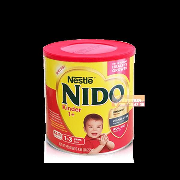 Sữa Nestle Nido Kinder 1+