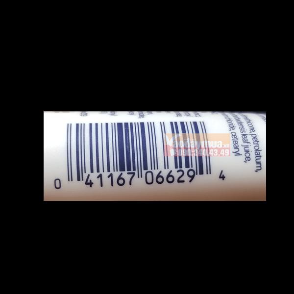 Nên check mã vạch kem dưỡng cho da khô Lotion Gold Bond của Mỹ