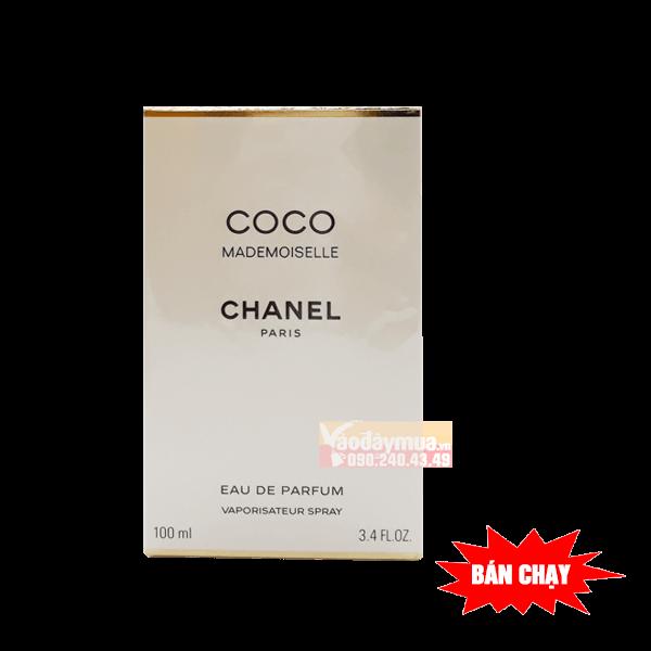 Nước hoa Coco Chanel Mademoiselle Paris Eau De Parfum 100ml của Pháp