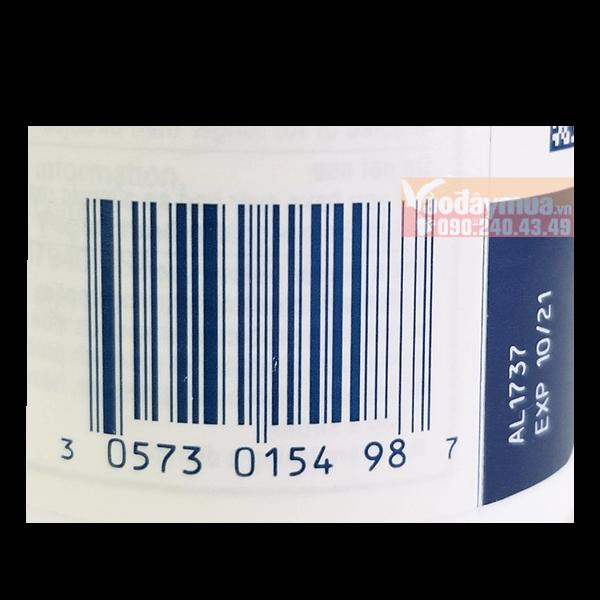 Check mã vach trước khi mua thuốc giảm đau Advil của Mỹ